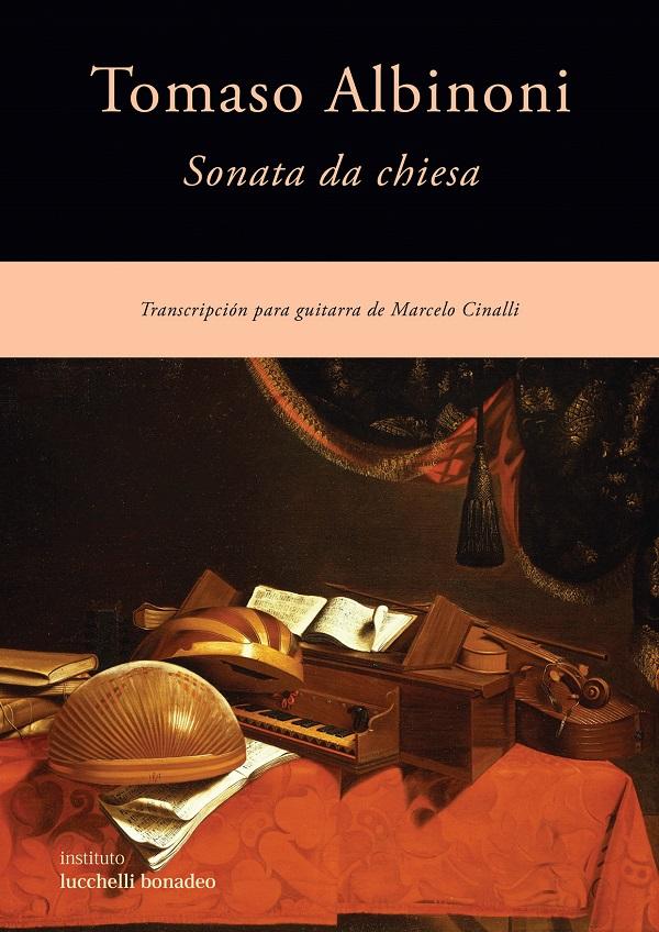 Tomaso Albinoni - Sonata da chiesa